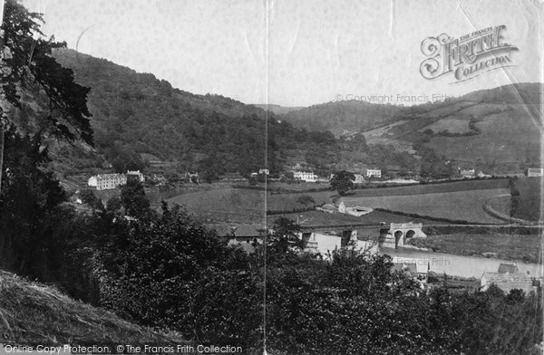 Photo of Tintern, The Wye To Chapel Hill 1890