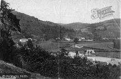 Tintern, The Wye To Chapel Hill 1890