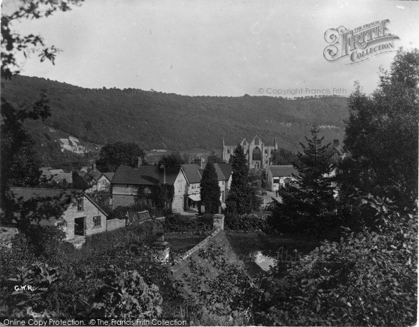 Photo of Tintern, Village And Abbey c.1935