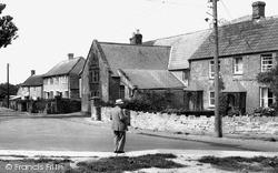 Tintinhull, Church Lane c.1950