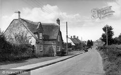 Tintinhull, Queen Street c.1950