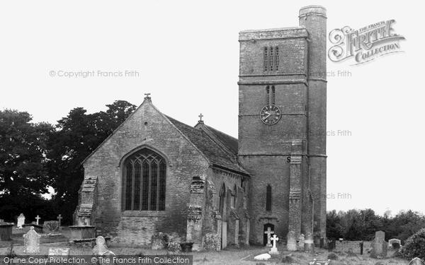 Photo of Tintinhull, St Margaret's Church c.1955