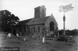 Tintinhull, St Margaret's Church c.1955