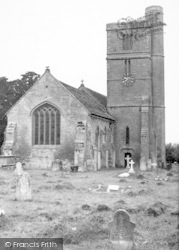 Tintinhull, The Church c.1955