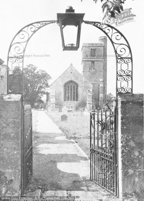 Photo of Tintinhull, The Parish Church c.1955