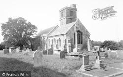 Tintinhull, The Parish Church c.1955