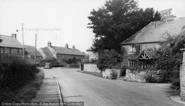 Photo of Tintinhull, The Village c.1950