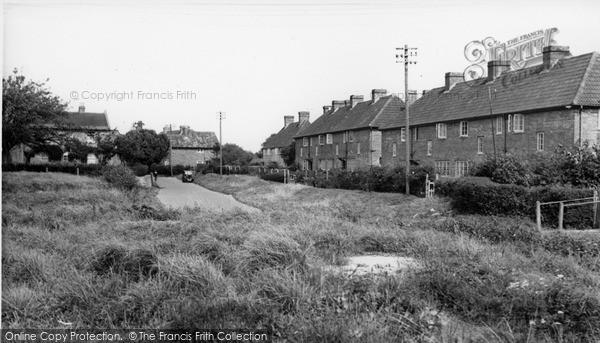 Photo of Tintinhull, The Village c.1955