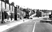 Tintwistle, Old Road c1960