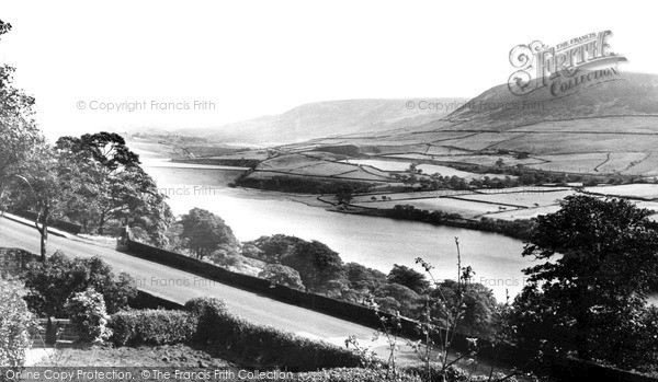 Photo of Tintwistle, The Longdendale Valley c.1960