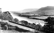 Tintwistle, the Longdendale Valley c1960