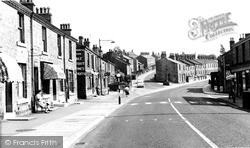 Tintwistle, The Village Centre c.1960