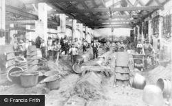 Charles Lathe & Co Foundry 1920, Tipton