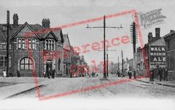 Great Bridge Road c.1910, Tipton