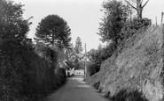 Tipton St John, c1950