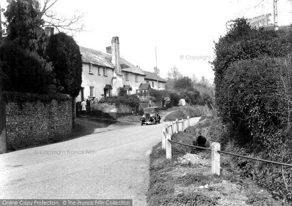 Tipton St John, c1940