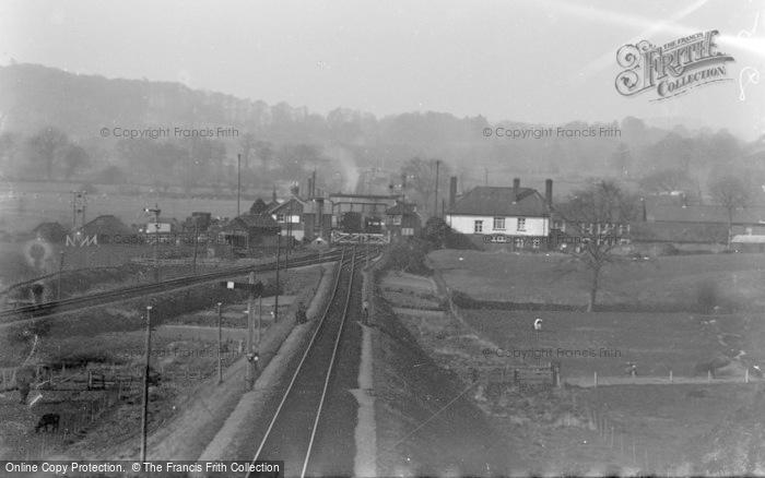 Photo of Tipton St John, General View c.1939