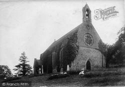 St John's Church 1906, Tipton St John