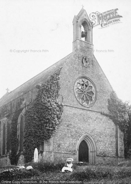 Photo of Tipton St John, St John's Church 1906