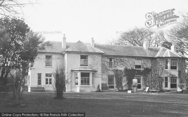 Photo of Tipton St John, The Angela Home c.1939