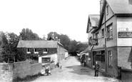 Tipton St John, Village 1906
