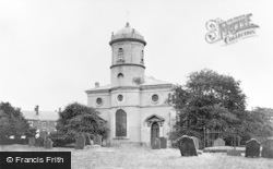 Tipton, St Martin's Church, Lower Church Lane c.1900