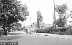 Tiptree, Church Street c.1955
