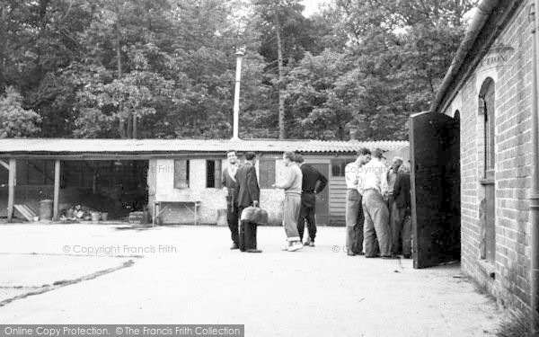 Photo of Tiptree, Concordia Camp c.1955