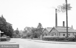 Tiptree, Factory Corner c.1955