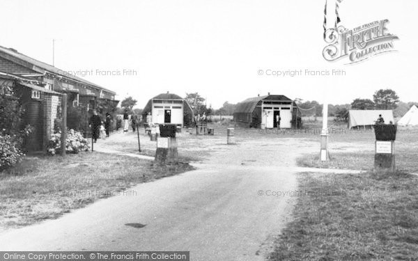Photo of Tiptree, International Camp c.1960