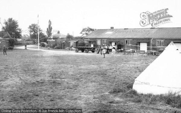 Photo of Tiptree, International Farm Camp c.1960