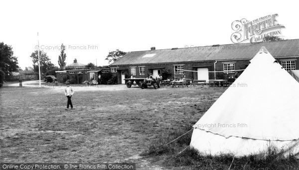 Photo of Tiptree, International Farm Camp c.1960
