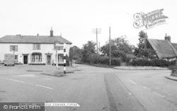 Tiptree, Maypole Corner c.1955