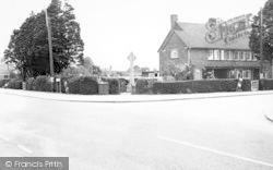 Tiptree, Memorial Corner c.1960