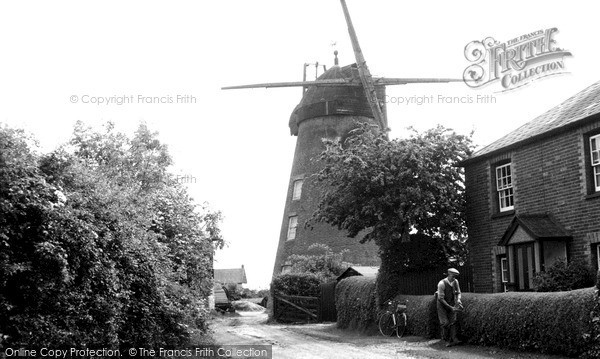Photo of Tiptree, Messing Maypole Mill c.1955