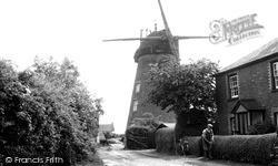 Tiptree, Messing Maypole Mill c.1955