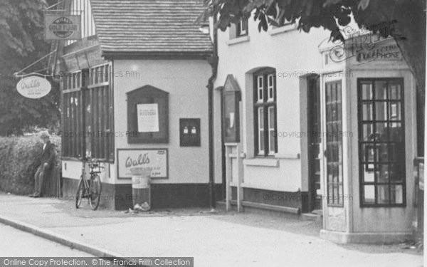 Photo of Tiptree, Post Office1953