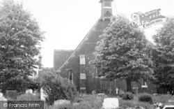 Tiptree, The Church c.1955
