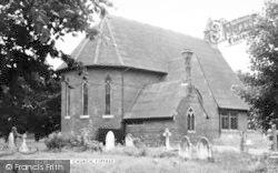 Tiptree, The Church c.1960