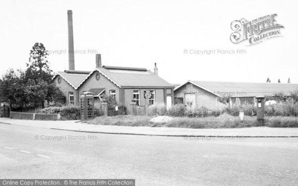Photo of Tiptree, The Factory c.1960