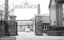 Tiptree, The Jam Factory c.1955