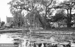 Tiptree, The Lake c.1955