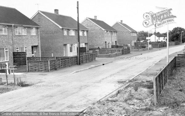 Photo of Tiptree, The New Estate c.1960