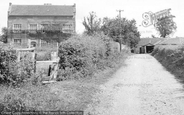 Photo of Tiptree, The Old Priory c.1955