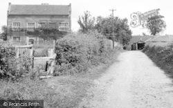 Tiptree, The Old Priory c.1955