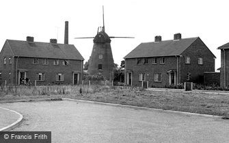 Tiptree, the Windmill c1955
