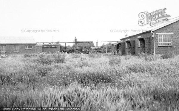 Photo of Tiptree, Wilkin's Camp c.1955