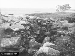 Tiree, Dun Mor Vaul 1957