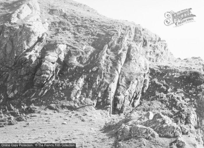 Photo of Tiree, Dun Na Cleite 1957