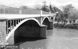 Tirley, Haw Bridge c.1950